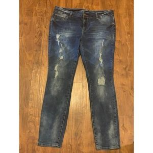 Maurices size 18 jeans